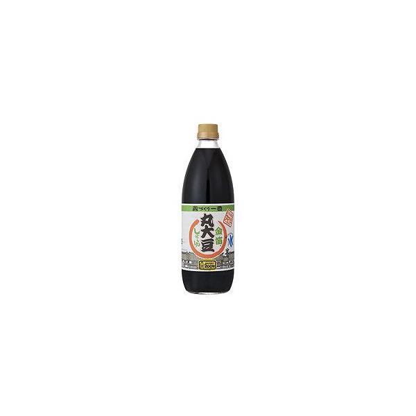 金笛 丸大豆しょうゆ  1リットル 笛木醤油