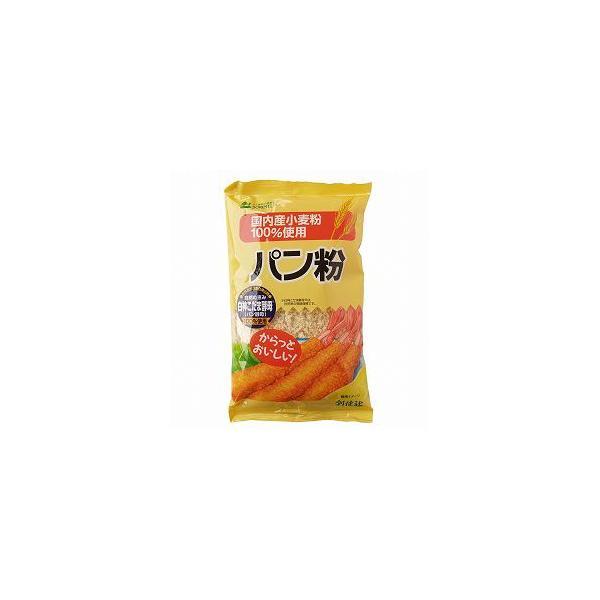国内産小麦粉100% パン粉  150g 創健社