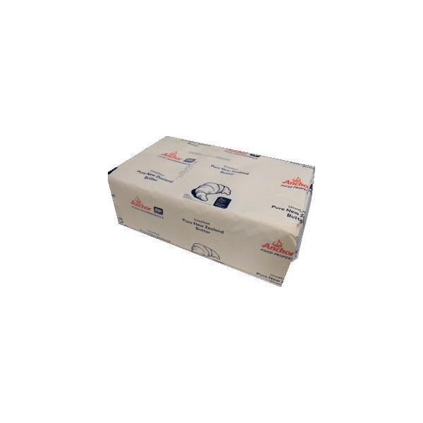 バター NZフォンテラ グラスフェッド無塩バター 1ケース(5kgx4) 関東送料765円 パン作り お菓子作り 製パン 製菓