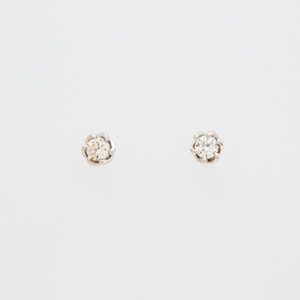 ピアス レディース ダイヤモンド プラチナ BLOOM ブルーム|bloomonline