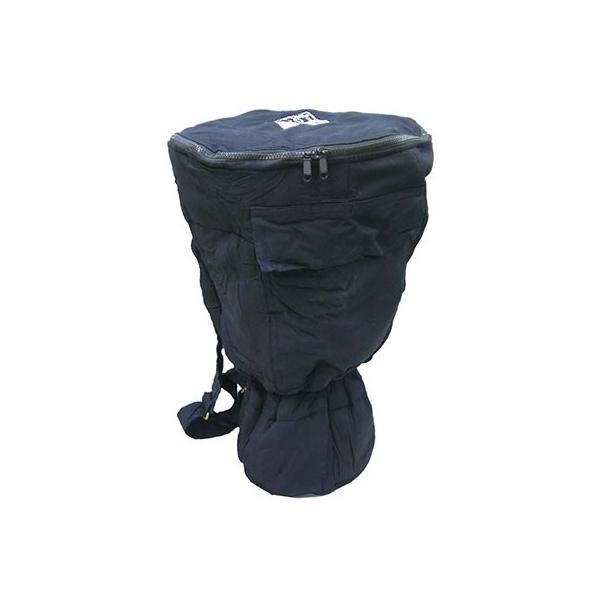 ★ TOCA・トカ / Djembe Bag with Shoulder Harness Pack TDBSK-12B 12インチ用 ジャンベバッグ