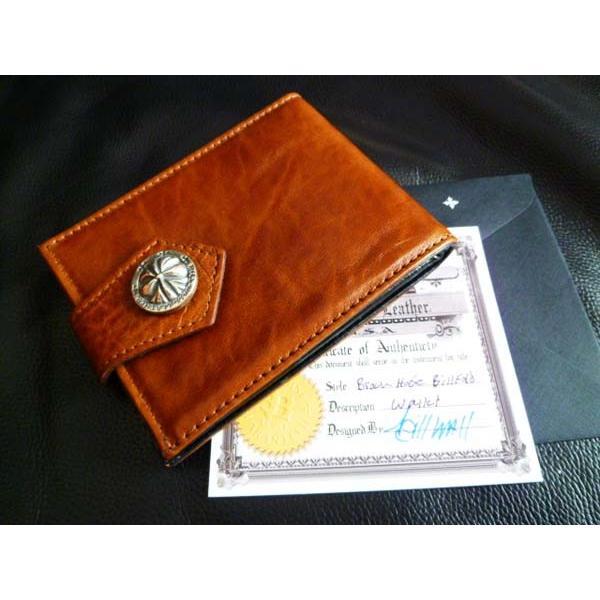 a494d86c3577 BWL ビルフォールドウォレット BillFold 二つ折り財布 w924 ホースハイド(馬 ...