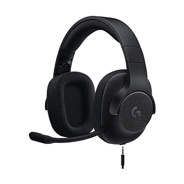 Logicool G ゲーミングヘッドセット G433BK ブラック Dolby 7.1ch ノイズキャンセリング マイ・・・|blue-beach