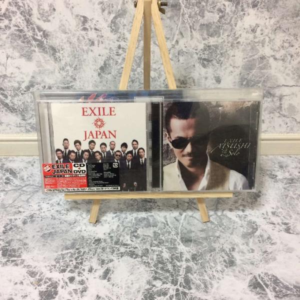 [CD]EXILE JAPAN / Solo(2枚組AL+4枚組DVD付) EXILE|blue-garden-store|02