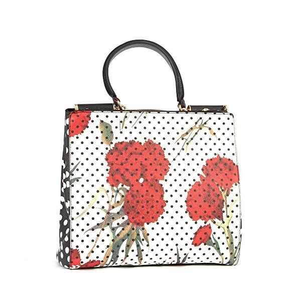 MUSAAバラ女性のハンドバッグ女性のためのファッションハンドバッグPUレザーショルダーバッグトートバッグ財布(レッドローズビッグ)