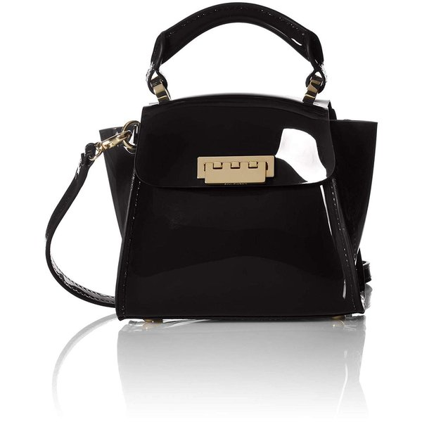 ZAC Zac Posen Eartha Iconic Mini Top Handle Black