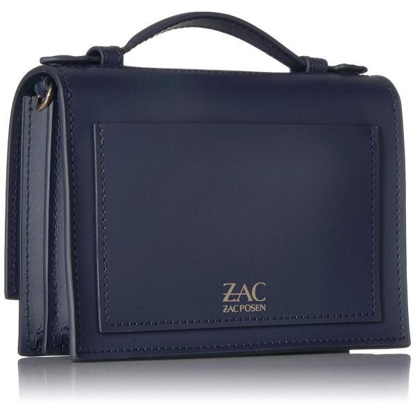ZAC Zac Posen Earthette Accordion Mini Crossbody Parisian Nights