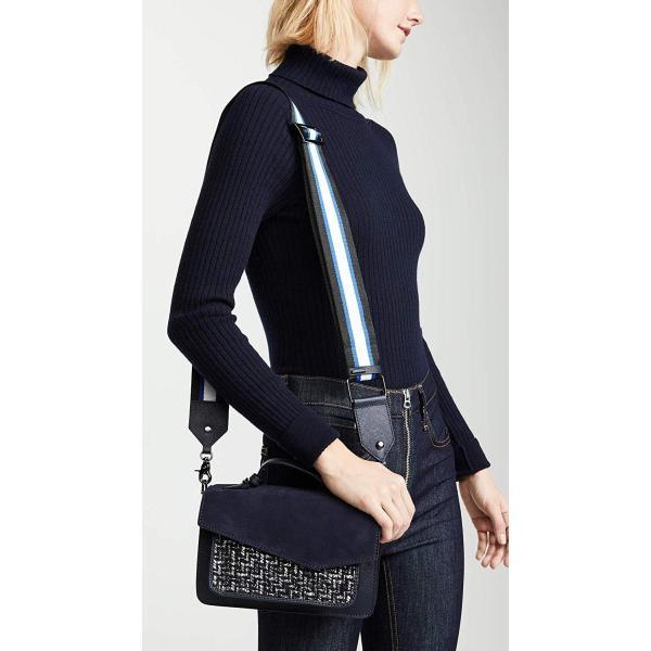 Botkier Women's Cobble Hill Crossbody Bag, Tweed, One Size