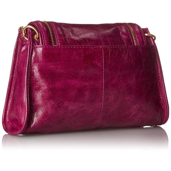 HOBO Hobo Vintage Zandra Cross Body Handbag, Merlot, One Size