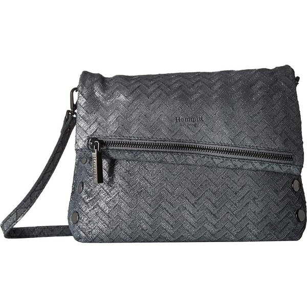 Hammitt Women's VIP Lake Chevron/Gunmetal One Size