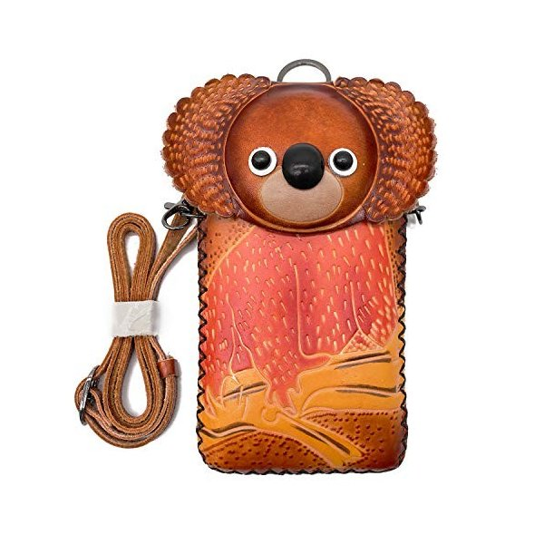 koalabear Mini Cell Phone Accessory Protects Case Crossbody Bags Purse