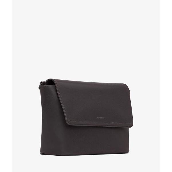 Matt & Nat Reiti Handbag, Vintage Collection, Charcoal (Grey)