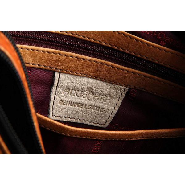 Anuschka Satchel Bag, Premium Rose Antique, One Size