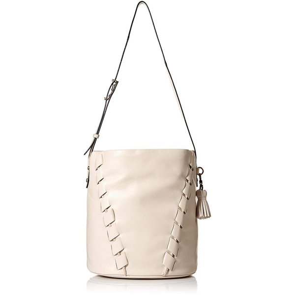 The Sak Collective Barolo Bucket Bag, Stone Kuta