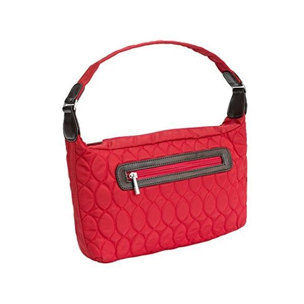 Lug Trotter Mini Handbag, Poppy Red