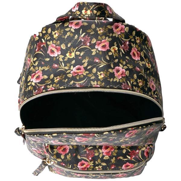 T-Shirt & Jeans Floral Back Pack
