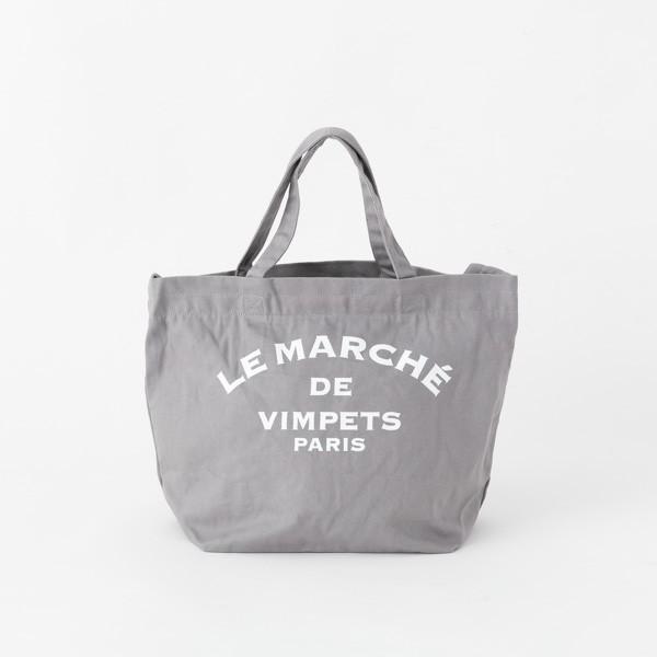ヴィムペッツ バッグ トートバッグ ショルダーバッグ 2WAY オフホワイト グレー キャメル ブルーグリーン ブラック LE MARCHE DE VIMPETS BM805212