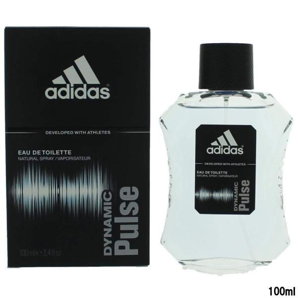adidas アディダス ダイナミックパルス オードトワレ 100ml|bluechips