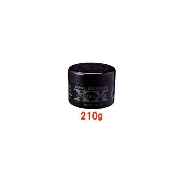 阪本高生堂 クールグリース XX 210g [ ファインコスメティックス / クールグリース XX / ワックス / スタイリング剤 ]|bluechips