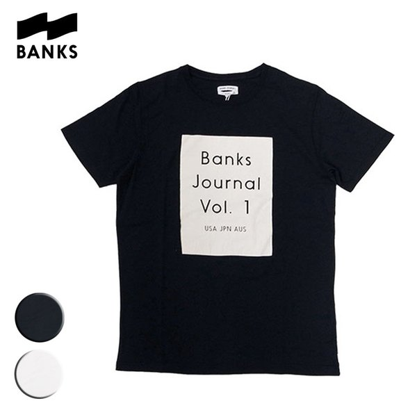 BANKS バンクス LOVCKED TEE