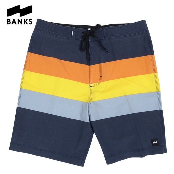 BANKS バンクス POINT BOARD SHORT PANT