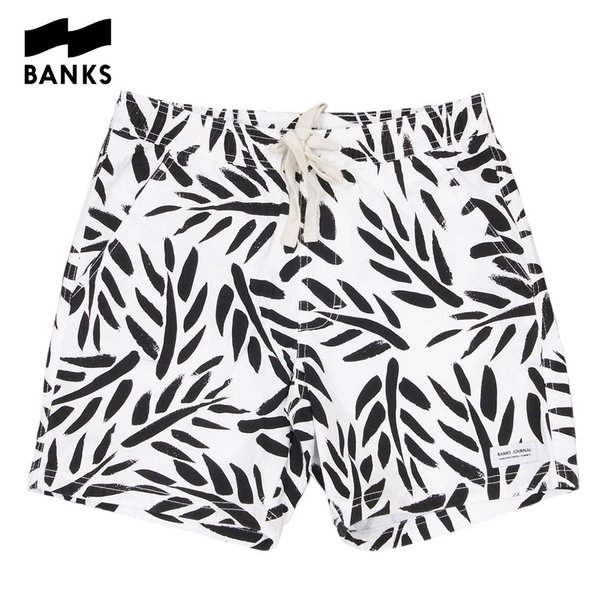 BANKS バンクス PLANTATION BOARD SHORT PANT