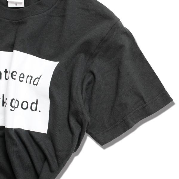 Tシャツ メンズ 半袖 ブランド おしゃれ レディース ボックスロゴ ビール メッセージ ロゴ Blueism|blueism-y|14