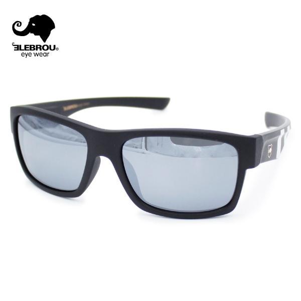 ELEBROU eyewear エレブロ RS Silver mirror