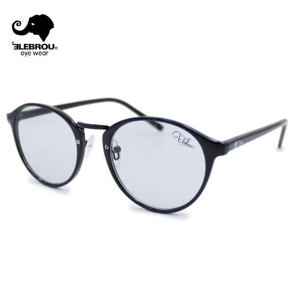 ELEBROU eyewear エレブロ Reflet Smoke