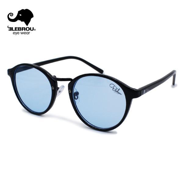 ELEBROU eyewear エレブロ Reflet Blue