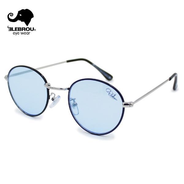 ELEBROU eyewear エレブロ LARSENS Blue