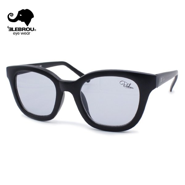 ELEBROU eyewear エレブロ Milolii Black