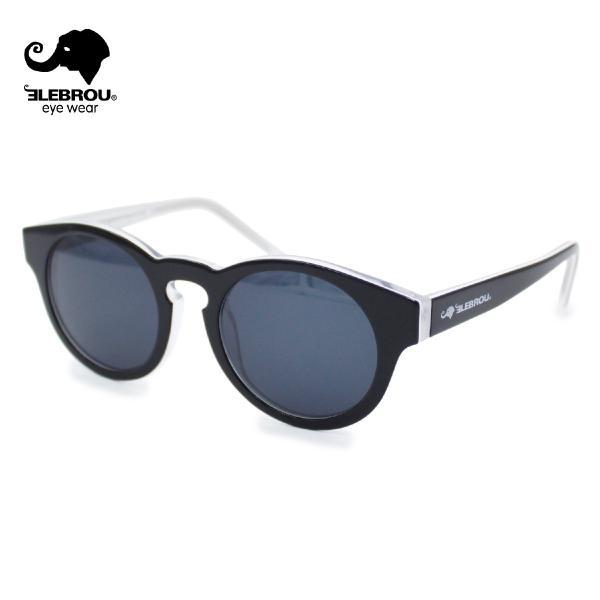 ELEBROU eyewear エレブロ SIDE BEACH White