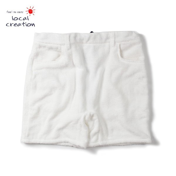 feel so easy local creation TOWEL SHORTS