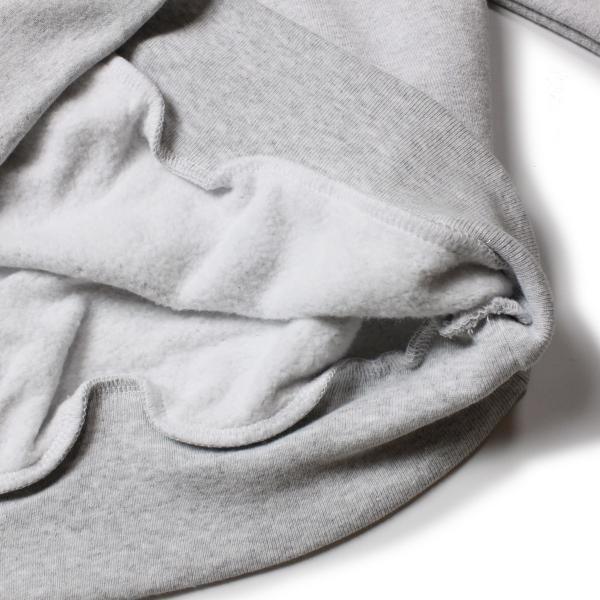 トレーナー メンズ ブランド おしゃれ 無地 裏起毛 30代 40代 スウェットトレーナー スウェット USA シンプル アメカジ グレー ネイビー|blueism-y|07
