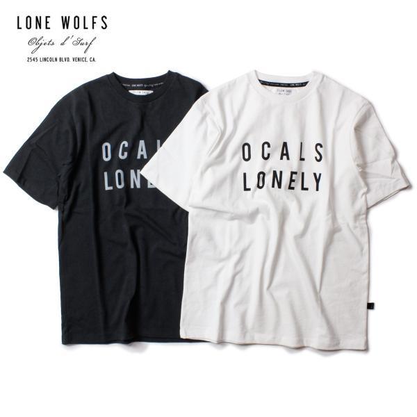 LONE WOLFS ローンウルフズ OCALS TEE