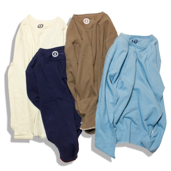 Organic Cotton Ecology Standard サーマルクルー