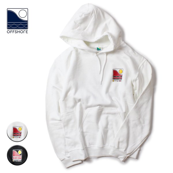 OFFSHORE オフショア ARCHIVE GRAPHIC HOODIE