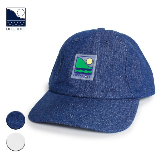 OFFSHORE オフショア LOGO 6PANEL CAP