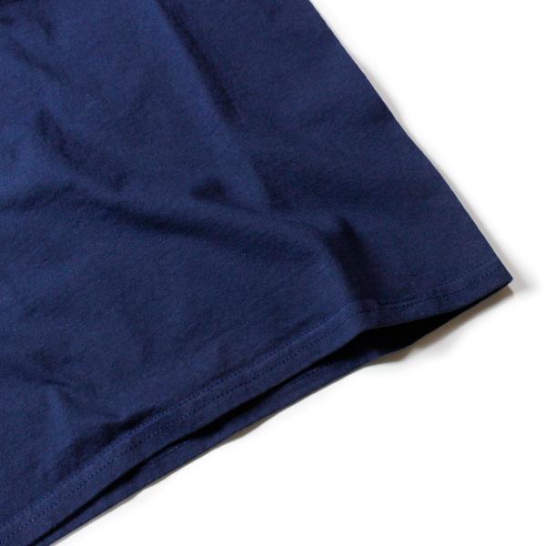 Tシャツ メンズ ブランド 半袖 おしゃれ レディース オフショア ポケット ポケT ロゴ マップ 地図柄 地図 バックプリント サーフ|blueism-y|09