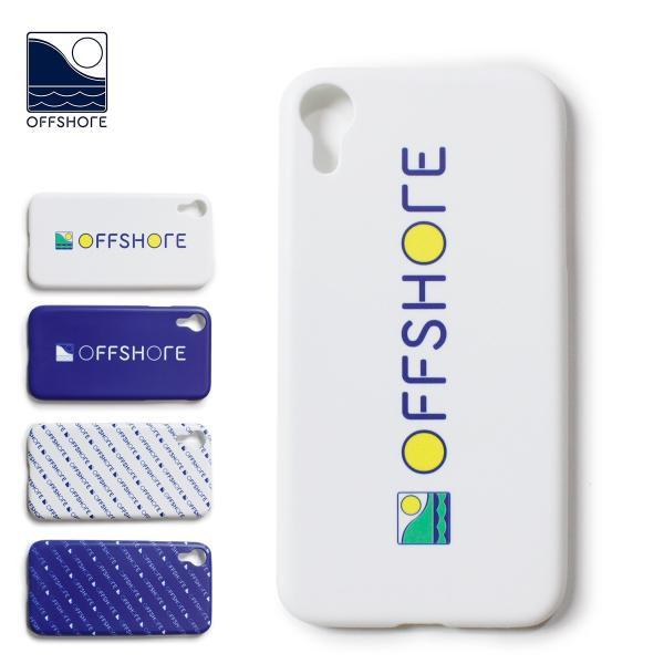 OFFSHORE オフショア OFFSHORE LOGO IPHON XR CASE