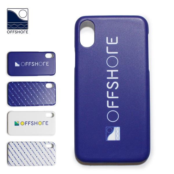 OFFSHORE オフショア OFFSHORE MINI LOGO IPHON X/XS CASE