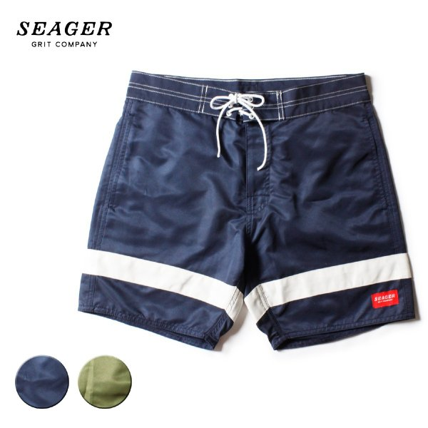 SEAGER シーガー CHARLIE TRUNKS