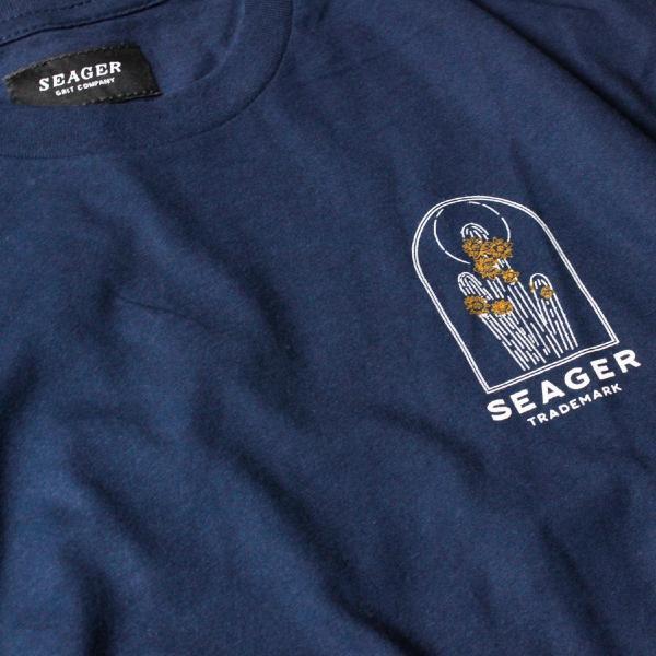 Tシャツ ブランド メンズ レディース サーフ アメカジ バイク アウトドア サーフブランド サーファー ウィメンズ ペア 半袖Tシャツ SEAGER|blueism-y|11