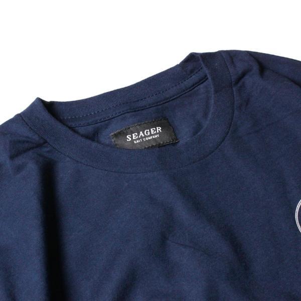 Tシャツ ブランド メンズ レディース サーフ アメカジ バイク アウトドア サーフブランド サーファー ウィメンズ ペア 半袖Tシャツ SEAGER|blueism-y|13