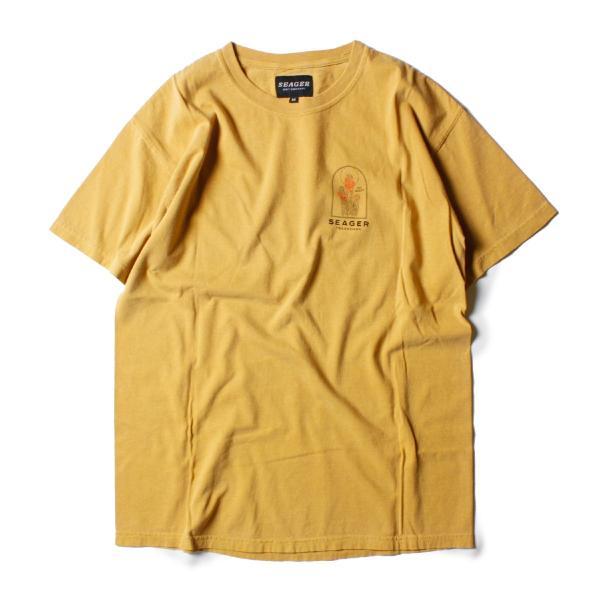 Tシャツ ブランド メンズ レディース サーフ アメカジ バイク アウトドア サーフブランド サーファー ウィメンズ ペア 半袖Tシャツ SEAGER|blueism-y|04