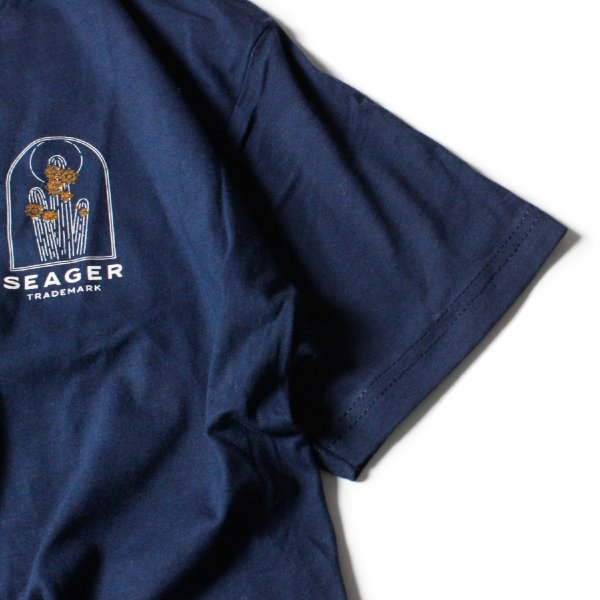 Tシャツ ブランド メンズ レディース サーフ アメカジ バイク アウトドア サーフブランド サーファー ウィメンズ ペア 半袖Tシャツ SEAGER|blueism-y|10
