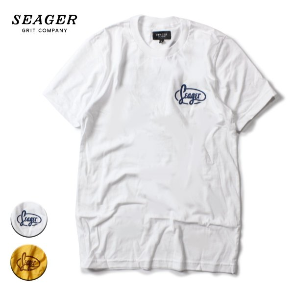SEAGER シーガー ROUNDUP TEE