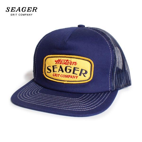 SEAGER シーガー CONVOY MESH TRUCKER