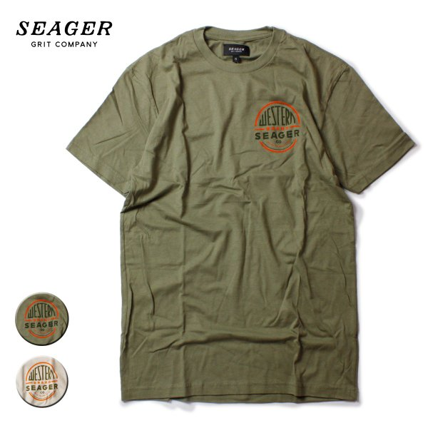 SEAGER シーガー JENNINGS TEE